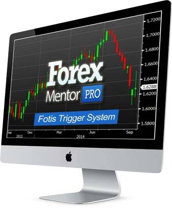 Professional forex trading system